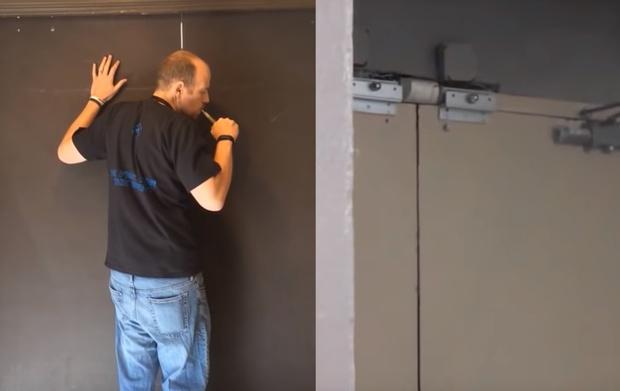 Фото №1 - Как с помощью дыма от вейпа открыть сенсорную дверь (видео)