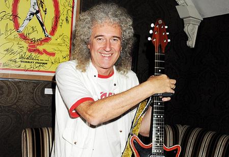 Гитарист Queen Брайан Мэй: «Вопрос алкоголизма и наркомании не стоял у нас на повестке дня»