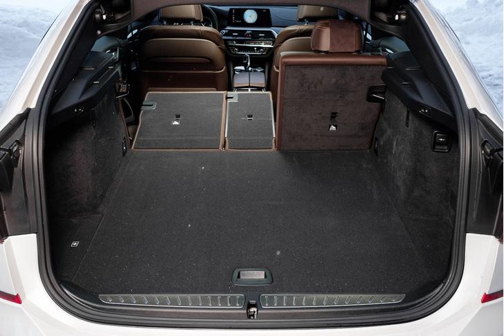 Фото №6 - BMW 6 GT: дорогая, я все починил!