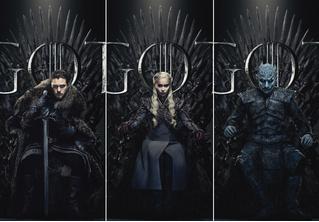 HBO выложила новые постеры финала «Игры престолов»