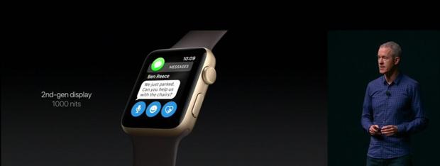 Часы Apple Watch 2  фото