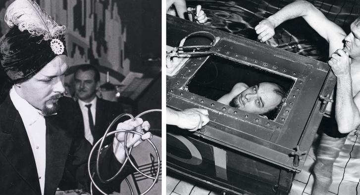 Фото №2 - Истребитель экстрасенсов: история человека, который преследовал и морально уничтожал шарлатанов