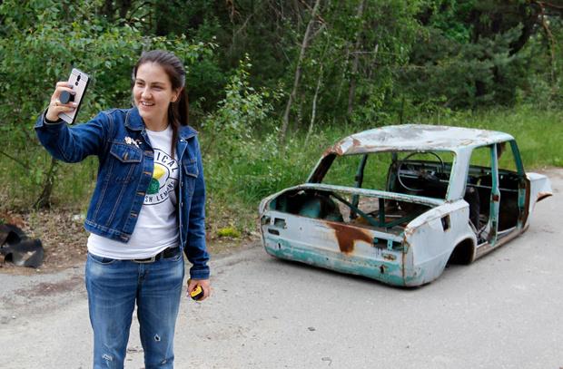 Фото №1 - Продажи экскурсий в Чернобыль выросли почти в два раза после выхода сериала