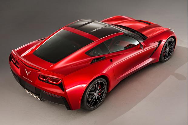 Фото №3 - Corvette Stingray — мощный и киногеничный спорткар из недалекого будущего