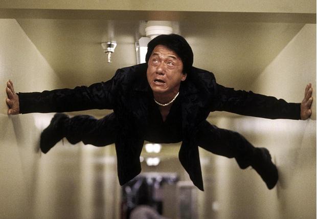 Фото №1 - 12 сногсшибательных фактов о Джеки Чане!