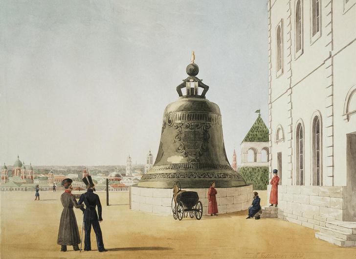 Фото №1 - 11 звонких фактов о Царь-колоколе