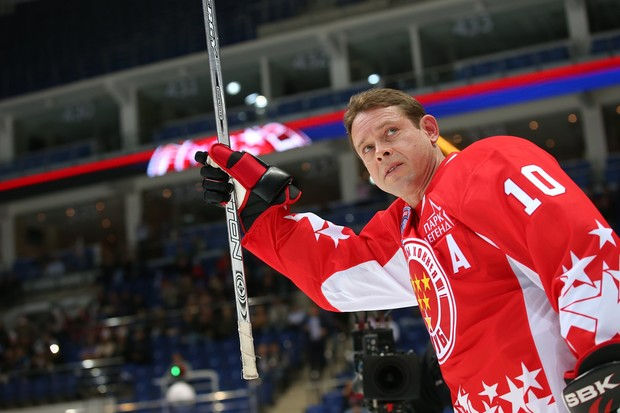 Фото №1 - Выиграй билет на финал Лиги Легенд мирового хоккея!