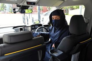 В Японии появились такси, управляемые ниндзя