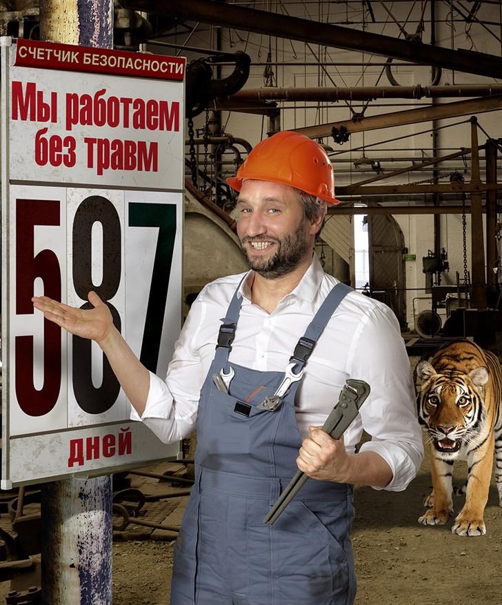 Фото №1 - Юрий Быков: «Зайдешь в хипстерское кафе — и понимаешь: ты по сравнению с ними комбайнер»