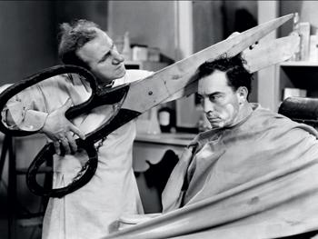 Фото №2 - Без права на улыбку: Бастер Китон — единственный человек, которого боялся Чаплин