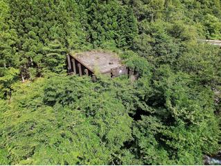 Заброшенная японская гидроэлектростанция (ГАЛЕРЕЯ)