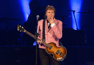 Альбом месяца:  Paul McCartney «New»