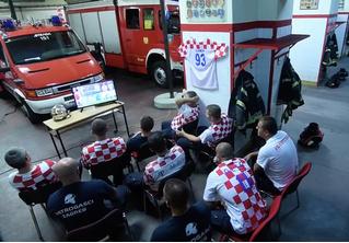 Было обидно, когда наши проиграли? Эти хорваты пережили самый большой облом во время матча! (ВИДЕО)