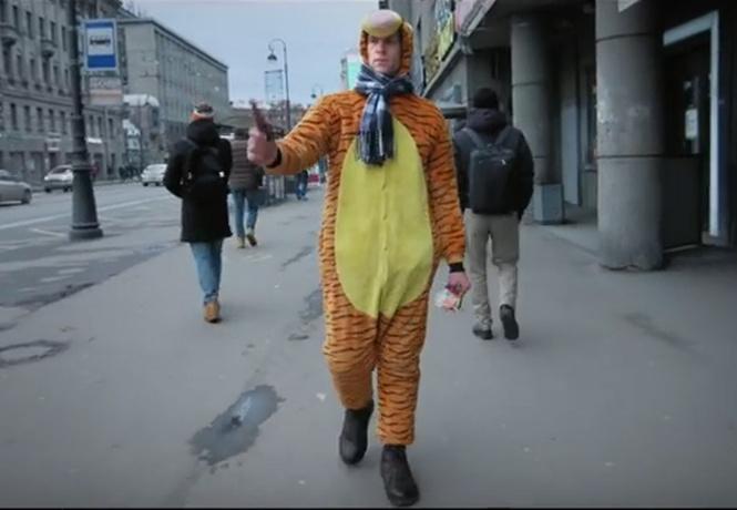 Юрий Шевчук снял новый клип вПетроградском районе