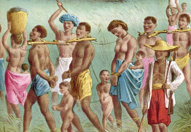 Фото №1 - Скромное обаяние рабства: Почему жизнь вцепях раньше казалась такой простой иприятной