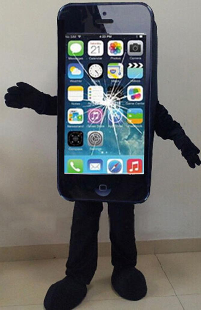 Фото №12 - Самые нелепые примеры косплея iPhone в истории!