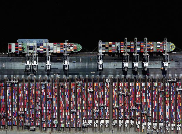 Фото №8 - Они узорят наш район: 9 выразительных фото, сделанных с большой высоты
