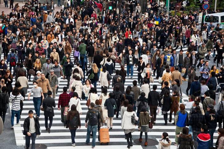 Фото №1 - Власти Токио собираются выплачивать гражданам до 3 млн иен (1,7 млн рублей), чтобы те уехали из города