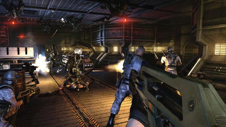 Фото №10 - Дрожь в коленках: почему 10 самых страшных игр про Чужого — ничто по сравнению с новой Alien: Isolation