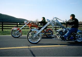 Чопнутые на всю голову: культовые мотоциклы американской мечты