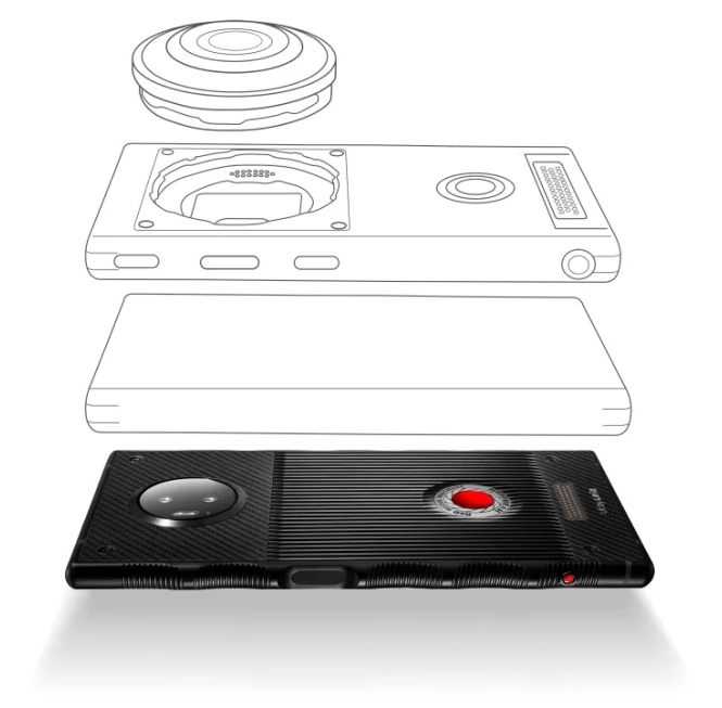 Фото №4 - Компания Red выпускает первый в истории голографический смартфон