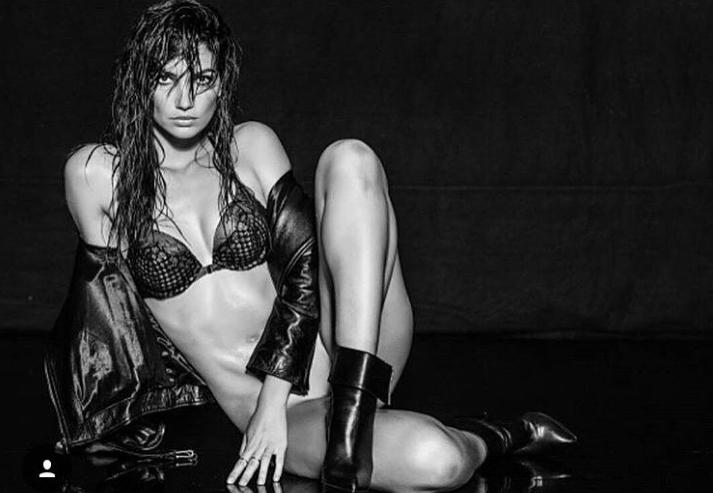 Фото №1 - Ангел недели: модель Victoria's Secret Лили Олдридж