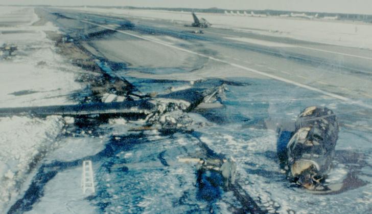 Фото №7 - 5 случаев, когда военные случайно теряли атомные бомбы