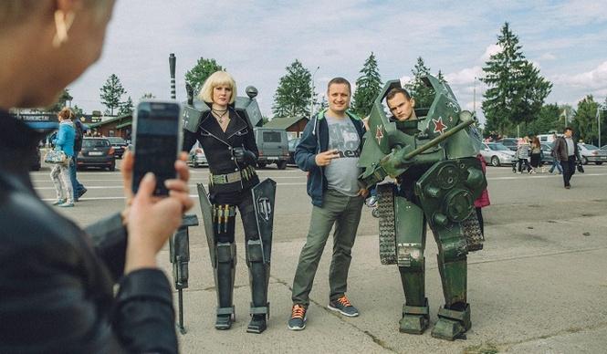 World of Tanks представляет битву кадетов