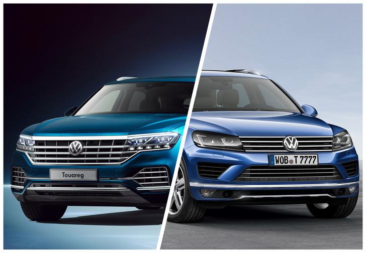 Фото №1 - Представлен новый Volkswagen Touareg. И это повод бежать за нынешним поколением прямо сейчас