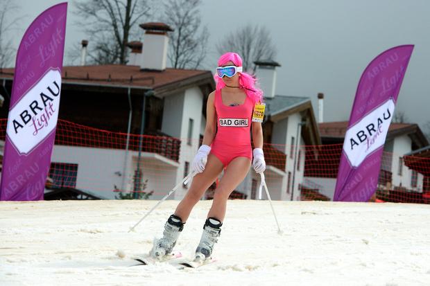 Фото №2 - Abrau après-ski: DJ Даша Малыгина и Abrau Light зажгли на снежных склонах фестиваля BoogelWoogel