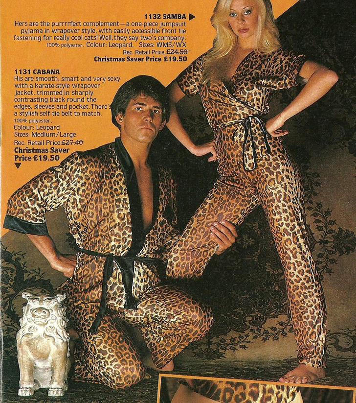 Фото №12 - Парные костюмы — худшее, что когда-либо было в моде