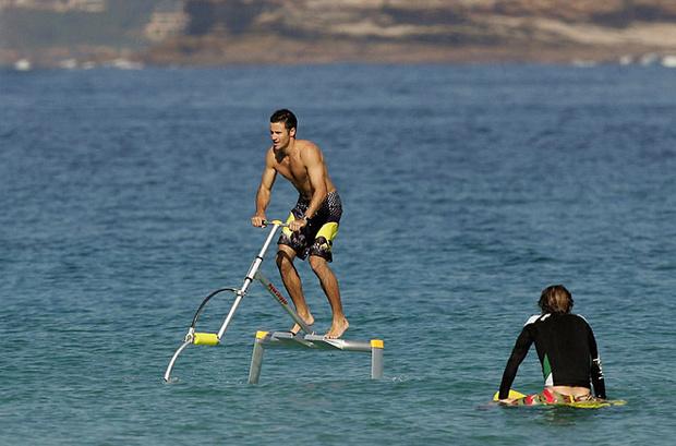 Фото №2 - Идея! Новые виды водного спорта