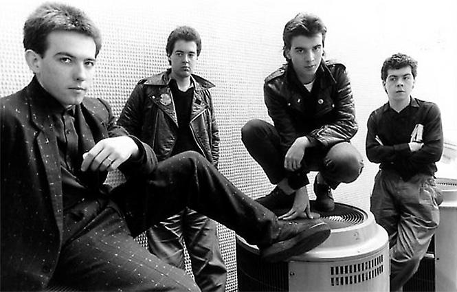 Фото №3 - 15 фактов о группе The Cure