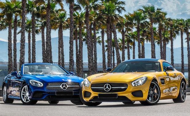Фото №1 - Однодневные туристические программы по региону Сочи за  рулем «Mercedes-Benz»