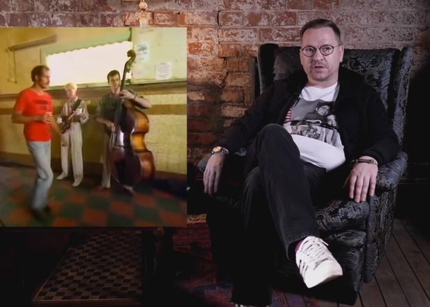Фото №1 - Встречай: первый выпуск ностальгической программы про рок Flashback на YouTube-канале MAXIM!