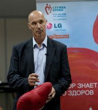 Фото №1 - LG дал старт донорству во Владивостоке.