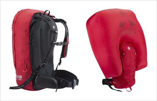 JetForce Avalanche Airbag Pack