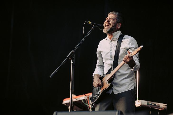 Фото №35 - Что творилось на недавних концертах Red Hot Chili Peppers, Ланы Дель Рей, «Сплина» и других рокеров