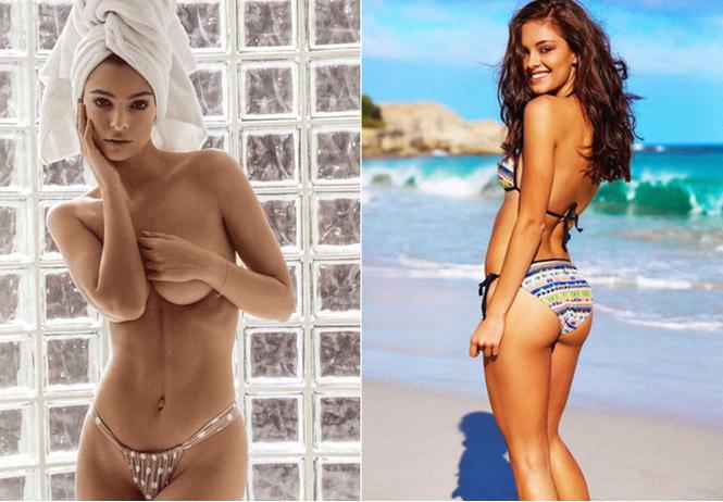 Ким Кардашян, «Мисс Вселенной», Меган Маркл и другие самые соблазнительные девушки недели