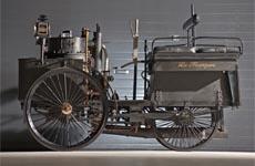 Старейший автомобиль в мире