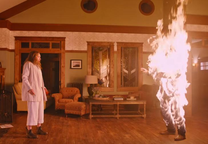 Фото №1 - Трейлер хоррора «Наследие», который называют «самым страшным фильмом последних лет»