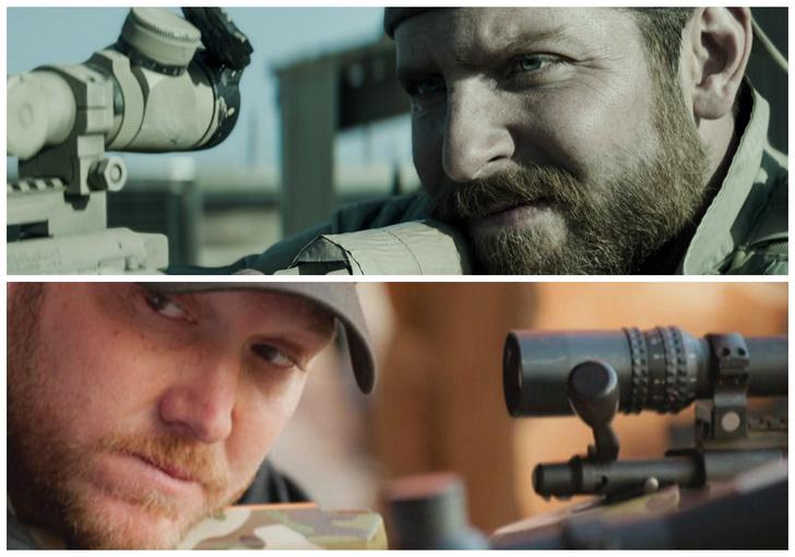Фото №1 - 5 уроков мужества из фильма «Снайпер»