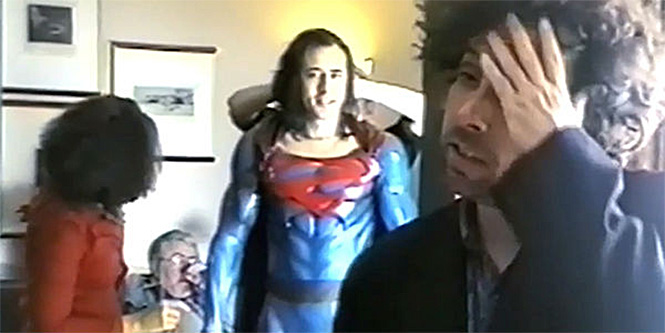 Кастинг Николаса Кейджа на «Супермена»