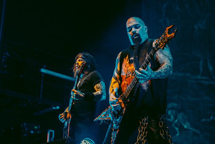 Фото №8 - Как разверзался ад на концерте трэш-металлистов Slayer и Anthrax