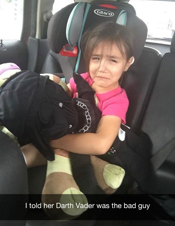 Фото №7 - 13 странных причин, по которым плачут дети