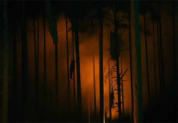 Фото №1 - Мутанты, фашисты и AC/DC в дублированном трейлере фильма «Оверлорд»
