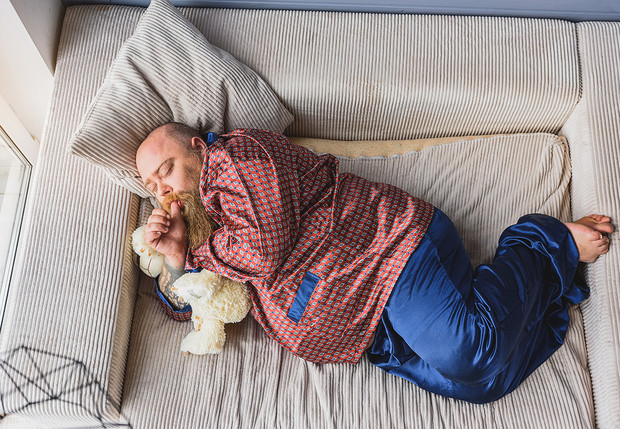 Фото №1 - Вредно ли много спать?
