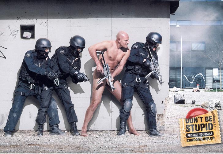 Фото №11 - 13 остроумных рекламных кампаний