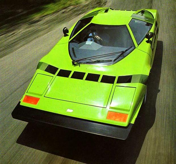 Фото №11 - Как представляли в прошлом автомобили будущего