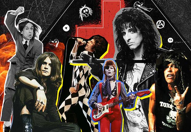 Фото №1 - 1973 год в рок-музыке